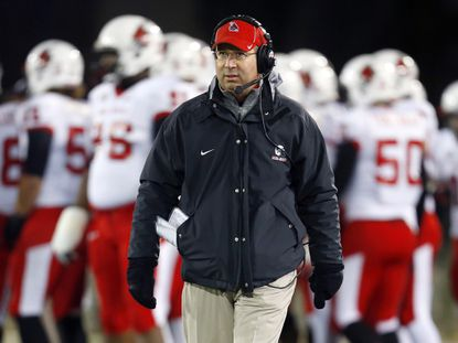 Maryland Football: For Lembo, Terps assistant job is 'perfect'