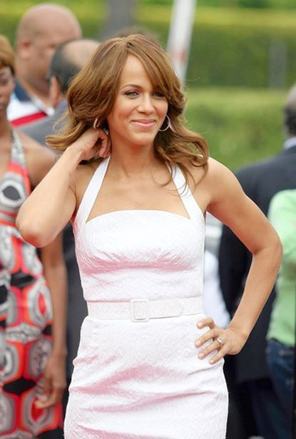"""Actress Nicole Ari Parker stars in """"35 and Ticking,"""" which opens in Baltimore this weekend."""