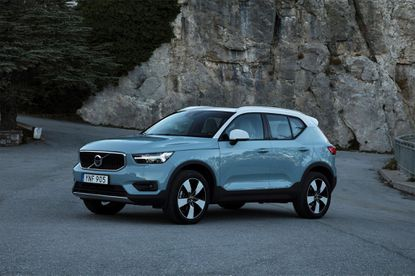 Want a new Volvo every year? Subscription service starts with XC40 crossover