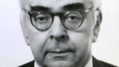Jack Stone was a civilian employee of the U.S. military government in Berlin and Bonn, Germany, and worked on the Marshall Plan that aided Germany after WWII.