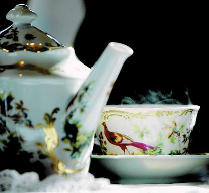 New spins on tea times help attract new audience