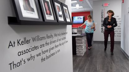 Midsize No. 3: Keller Williams 'built for agents by agents'