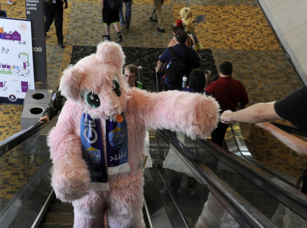 The Bronies are coming: BronyCon returns to Baltimore Convention Center this weekend