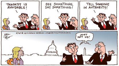 See something, say something...
