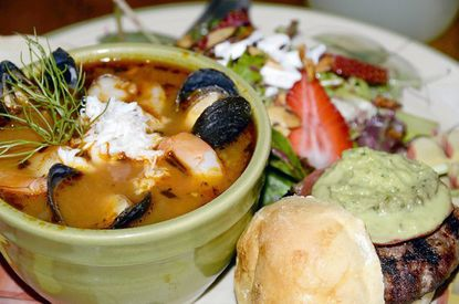Restaurant review: Soup 'R Natural's food lives up to its name