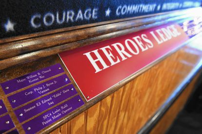 Crackpot Restaurant sets up Heroes Table to serve those who have served our country