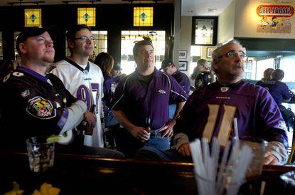 DellaRose's Tavern is the Ravens bar of the week.