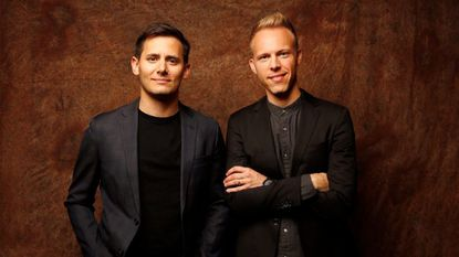 'La La Land' songwriters change their tune for risky new musical 'The Greatest Showman'