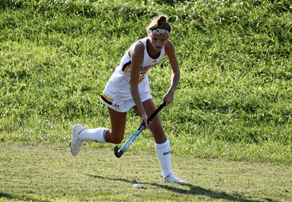 South Carroll junior Shannon McTavish scored two goals Tuesday in a shutout win over Catoctin. (Submitted photo)