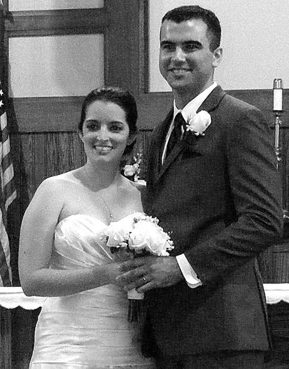 Mr. and Mrs. Nicholas A. Barr