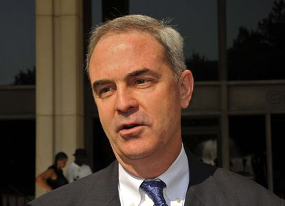 Baltimore County State's Attorney Scott Shellenberger is running for re-election.
