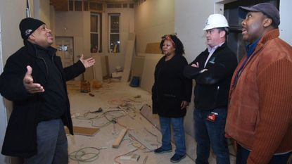 Jacques Kelly: Fayette Street Outreach joining hands, and rowhouses, to build West Baltimore community center