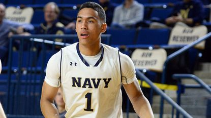 Brown hands Navy its third straight defeat, 67-50