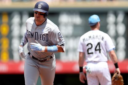 Padres come back on Rockies again, split crazy series at Coors