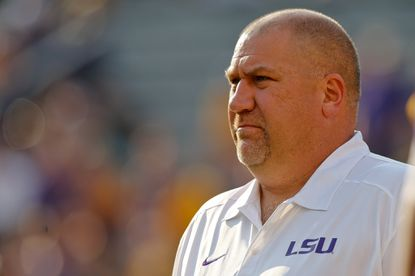 Terps football names former LSU assistant Greg Studrawa as new offensive line coach