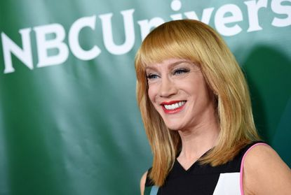 Kathy Griffin will speak about ageism in Hollywood as a panelist on Aug. 5.
