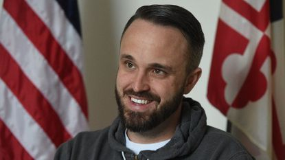 """Cpl. David McDougall, a supervisor with the Harford County Narcotics Task Force, will receive the National Sheriff's Association's Charles """"Bud"""" Meeks Award - Deputy Sheriff of the Year for Merit at a ceremony Monday."""