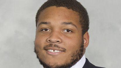 Maryland offensive lineman Jordan McNair, a McDonogh alumnus who died Wednesday, June 13, 2018.