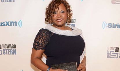 "Baltimore-born broadcast star Robin Quivers is scheduled to headline the Be A Hero fundraiser to benefit the Baltimore Child Abuse Center on April 30. In this photo, she attends ""Howard Stern's Birthday Bash,"" presented by SiriusXM, at Hammerstein Ballroom on Jan. 31, 2014 in New York City."