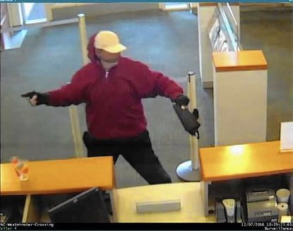 Westminster police investigating PNC Bank robbery