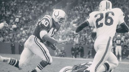Catching up with ... former Colts running back Jack Maitland