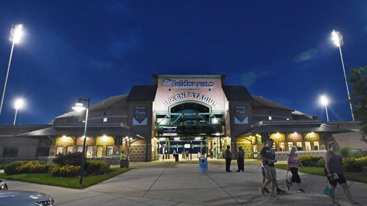 A Guide To Visiting All Of Maryland S Minor League Ballparks