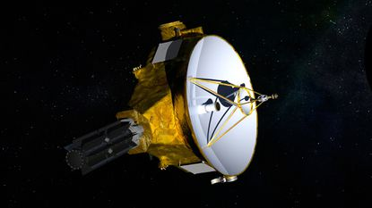 NASA spacecraft hurtles toward New Year's Day rendezvous with tiny, icy world beyond Pluto