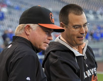 Orioles manager Buck Showalter and executive vice president Dan Duquette might not be done with their free-agent shopping until after Christmas.