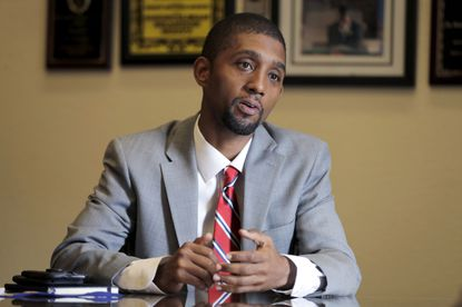 Baltimore Council President Brandon Scott wants to require the city to submit regular crime plans every two years.