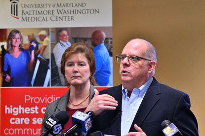 Hogan Announces $501M Unemployment Insurance Fraud Case