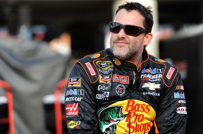 Tony Stewart is off to a decidedly mediocre start this year, with four top-10 finishes through the first 12 Cup races.