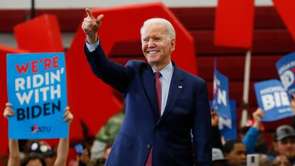 Presidential candidate Joe Biden is forgiven for his gaffes, while President Donald Trump is maligned.