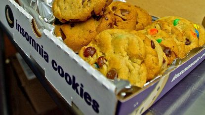 The Health Department shut down the Federal Hill location of Insomnia Cookies Friday, citing a rat infestation.