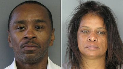 Robert Antoine Weathers, 53, and Robin Tracy Nelson, 50, are charged in multiple thefts at local jewelry and liquor stores around Baltimore County, police said.