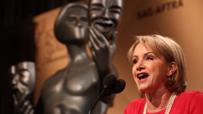 Actress Gabrielle Carteris, president of SAG-AFTRA, will lead the union's negotiating committee.