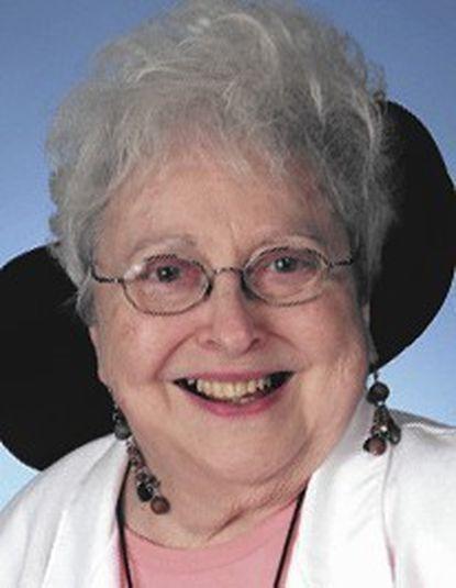 Sister Mary Rebecca Elkins