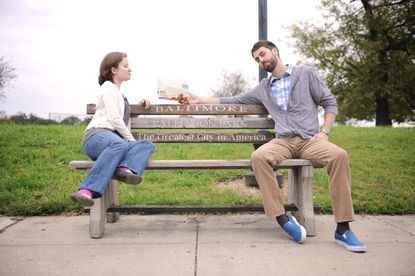 """Our """"Bachelor"""" recappers: Sarah Haller and Chris Kinling."""
