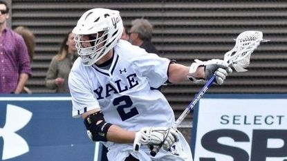 The only active player in Division I to be named a finalist for the Tewaaraton Award twice, senior attackman Ben Reeves will be the catalyst for a Yale offense that finished last season ranked ninth in scoring at 12.9 goals per game.