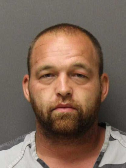 William Preston Grace Jr., 32 of the 1200 block of Trappe Road in Street, has been charged in the robbery of the Royal Farms in the 3600 block of Conowingo Road in Street on Friday.