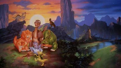 """Don Bluth's """"The Land Before Time"""" will be the first film in the weekly Generation Parkway series."""