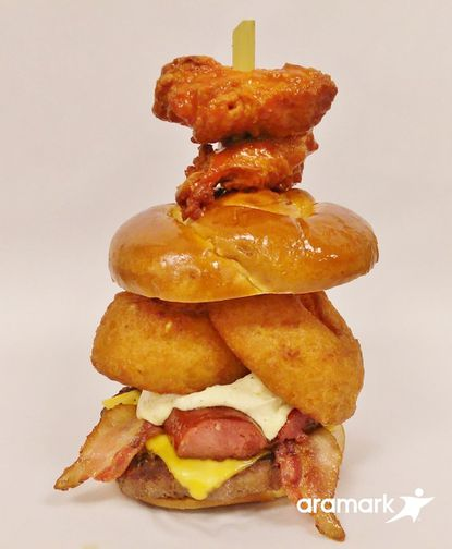 The Tailgater burger costs $18.
