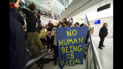 Democracy in Crisis: Occupying airports and the future of protest