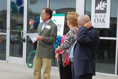 Black Oak marks completion of $60 million Eldersburg Commons