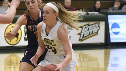 Women's Basketball: McDaniel strong-arms Swarthmore with big opening statement