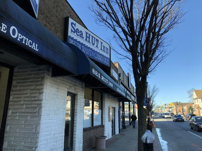 The Sea Hut Inn on Frederick Road in Catonsville announced the restaurant is closing in early February of 2020.