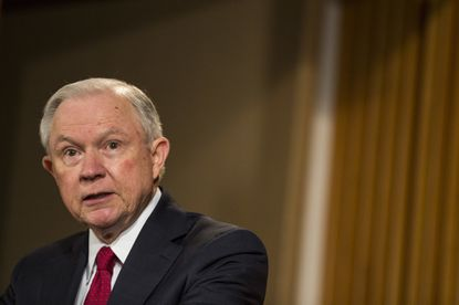 Alternative Fact of the Week: Sessions gets Baltimore all wrong