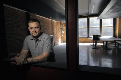 Bryan Voltaggio will emcee an April 23 event where four chefs will compete against each other.