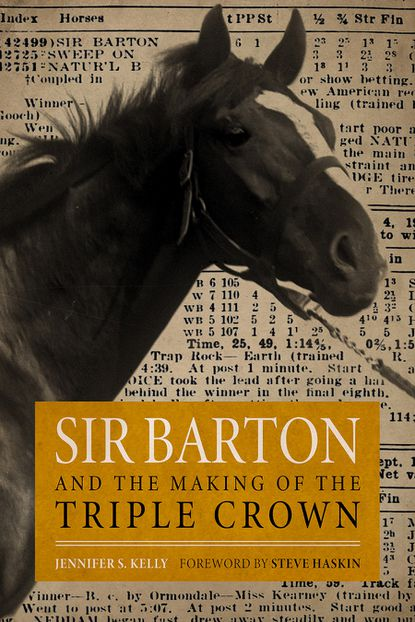 "In celebration of Maryland Horse Month, Harford County Public Library will host Jennifer S. Kelly, the author of ""Sir Barton and the Making of the Triple Crown,"" during a virtual event Oct. 13."