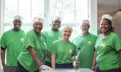 Hannon Armstrong has donated $150,000 to three nonprofits stretched by the coronavirus pandemic, including Light House Shelter in Annapolis. The money will help the shelter refocus its Light House Bistro training program to feeding people who might go without food during the pandemic.