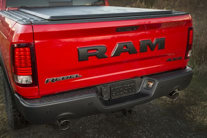 Fiat Chrysler has recalled millions of Ram trucks because the tailgates might open unexpectedly. (FCA US/TNS)